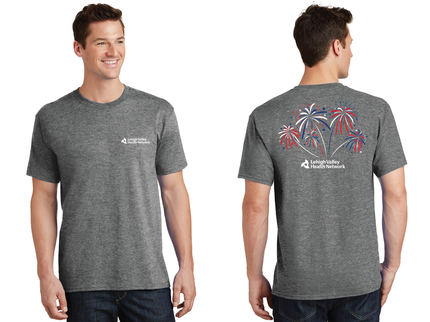 PC-54 Mens Fireworks Tee (Ships 6/5/2021)