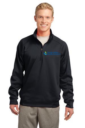 Sport-Tek® Tech Fleece 1/4-Zip Pullover. F247.