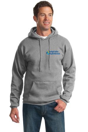 Port & Company® - Essential Fleece Pullover Hooded Sweatshirt. PC90H.