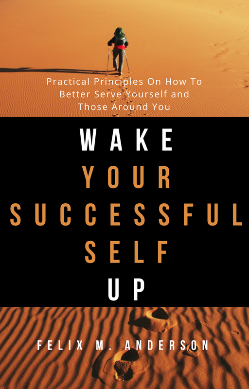 Wake Your Successful Self Up: Practical Principles On How To Better Serve Yourself and Those Around You.