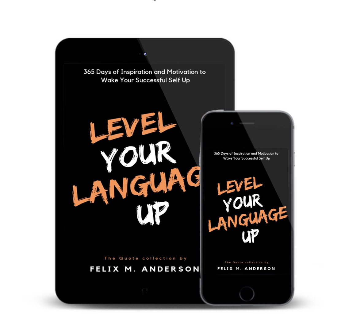 LEVEL YOUR LANGUAGE UP (Volume 1) E-BOOK