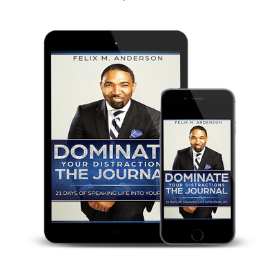 EBOOK - Dominate Your Distractions (The Journal)