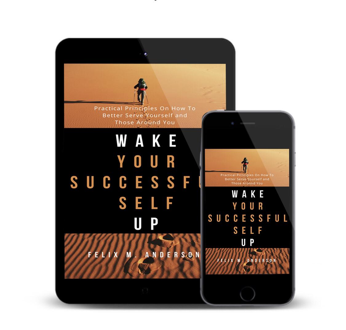 E- BOOK : WAKE YOUR SUCCESSFUL SELF UP™️
