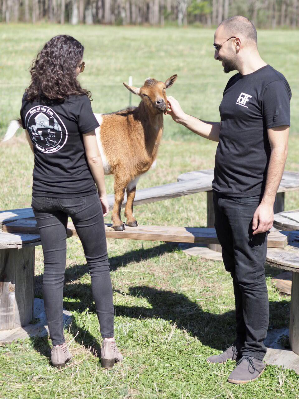 Black FOTF T-Shirt