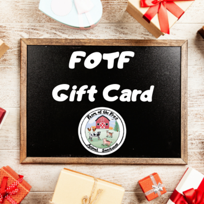 FOTF e-Gift card