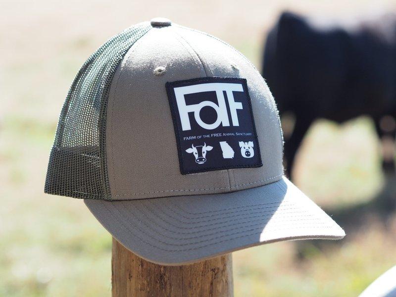 FOTF Trucker Hat (Loden)