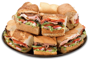 Finger Sandwich Plate Catering