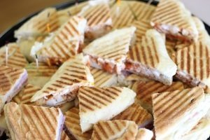 Panini Tray Catering