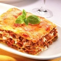 Meat Lasagna Catering