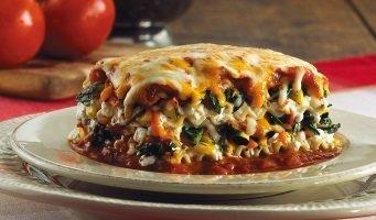 Veggie Lasagna Catering