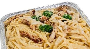 Chicken Ziti Broccoli Alfredo Catering