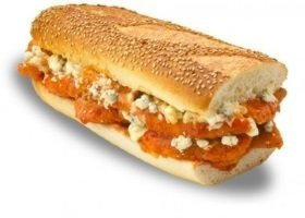 Buffalo Chicken Sub