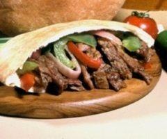 Steak Shaworma Pocket