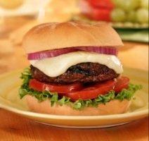 Northender Burger Plate
