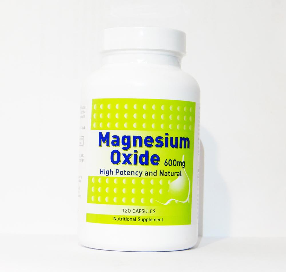 magnesium 600 mg
