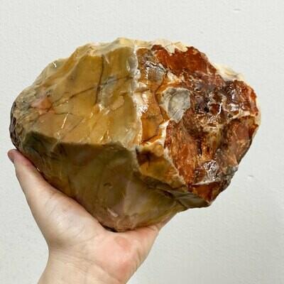 Autumn Jasper Rough – 7.65 pound piece