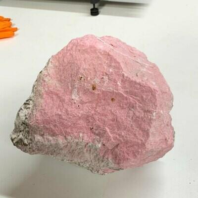 Thulite Rough – 17.9 pound piece