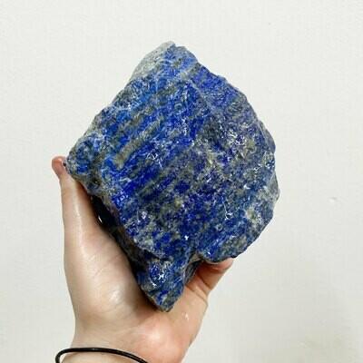 Lapis Lazuli Rough – 3.65 pound piece