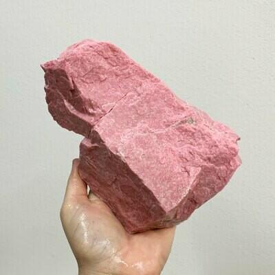 Thulite Rough – 5.57 pound piece