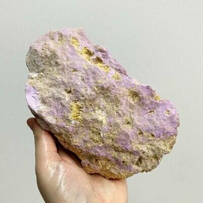 Phosphosiderite Rough – 4.50 pound piece