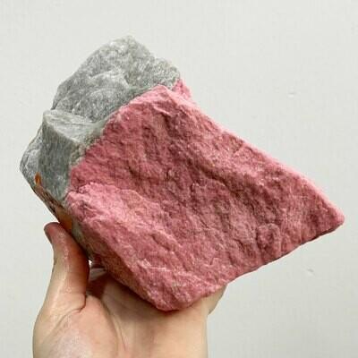 Thulite Rough – 5.23 pound piece