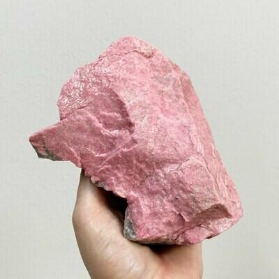 Thulite Rough – 2.51 pound piece