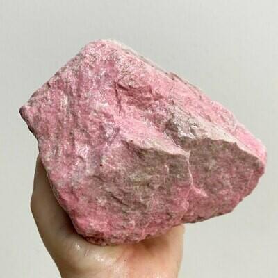 Thulite Rough – 3.49 pound piece