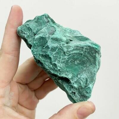 Rough Malachite – 0.78 pound piece