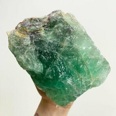 Fluorite Rough – 4.10 pound piece