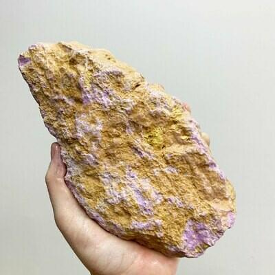 Phosphosiderite Rough – 2.71 pound piece