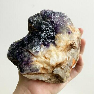 Fluorite Rough – 3.72 pound piece
