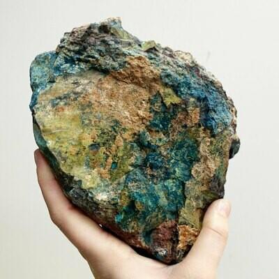 Shattuckite Rough – 10.59 pound piece