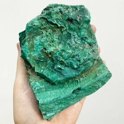 Rough Malachite – 2.31 pound piece