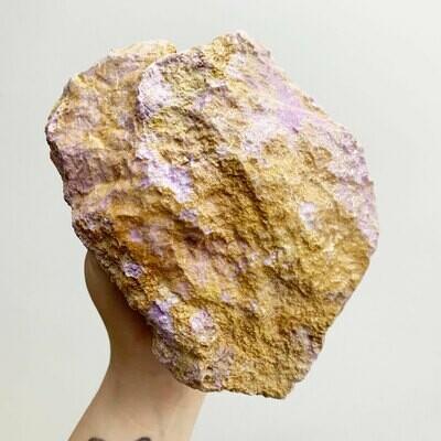 Phosphosiderite Rough – 3.87 pound piece