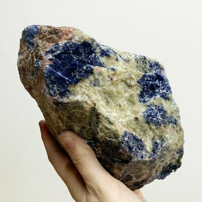 Sodalite Rough – 8.46 pound piece