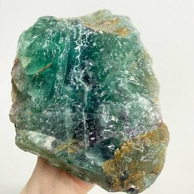 Fluorite Rough – 8.91 pound piece