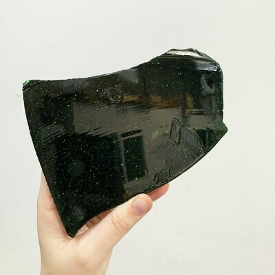Green Goldstone Slab – 259 grams