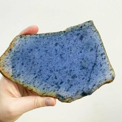 Dumorierite Slab – 219 grams