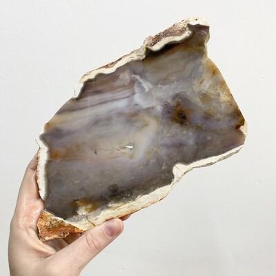 California Agate Slab – 403 grams