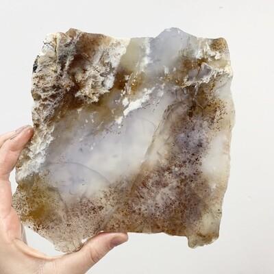 California Agate Slab – 450 grams