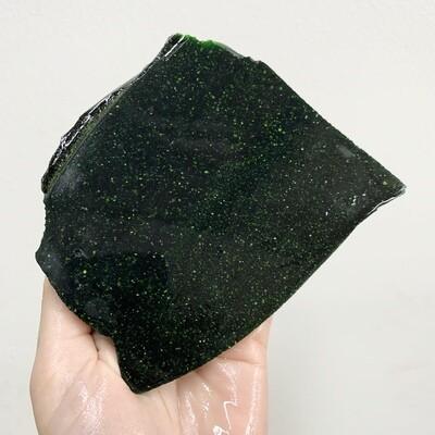 Green Goldstone Slab – 242 grams