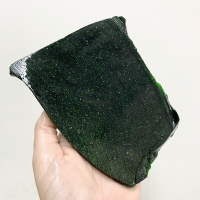 Green Goldstone Slab – 286 grams