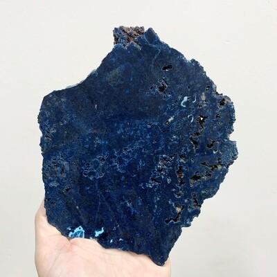 Shattuckite Slab – 487 grams