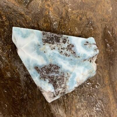 Larimar Slab – 58 grams