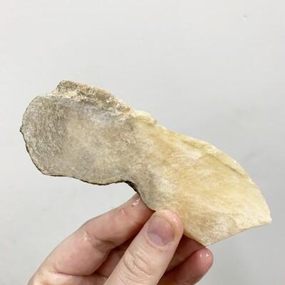 Yellow Jade Slab – 74 grams