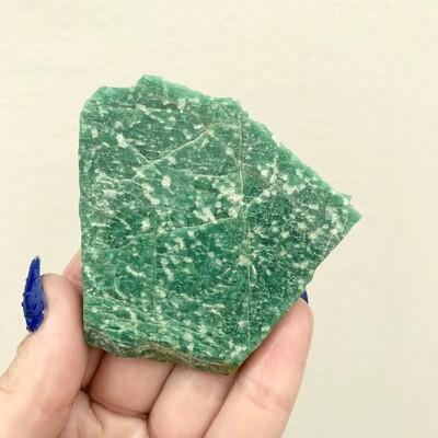 Amazonite Slab – 55 grams