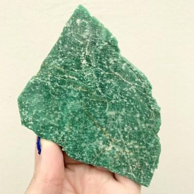 Amazonite Slab – 109 grams