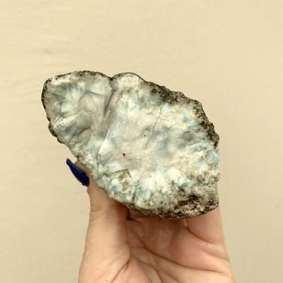Rough Larimar – 0.87 pound piece