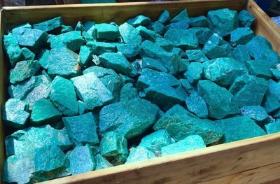 Amazonite - 1 Pound lot