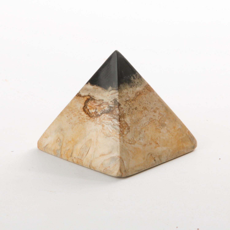 Black Palm Root Pyramid